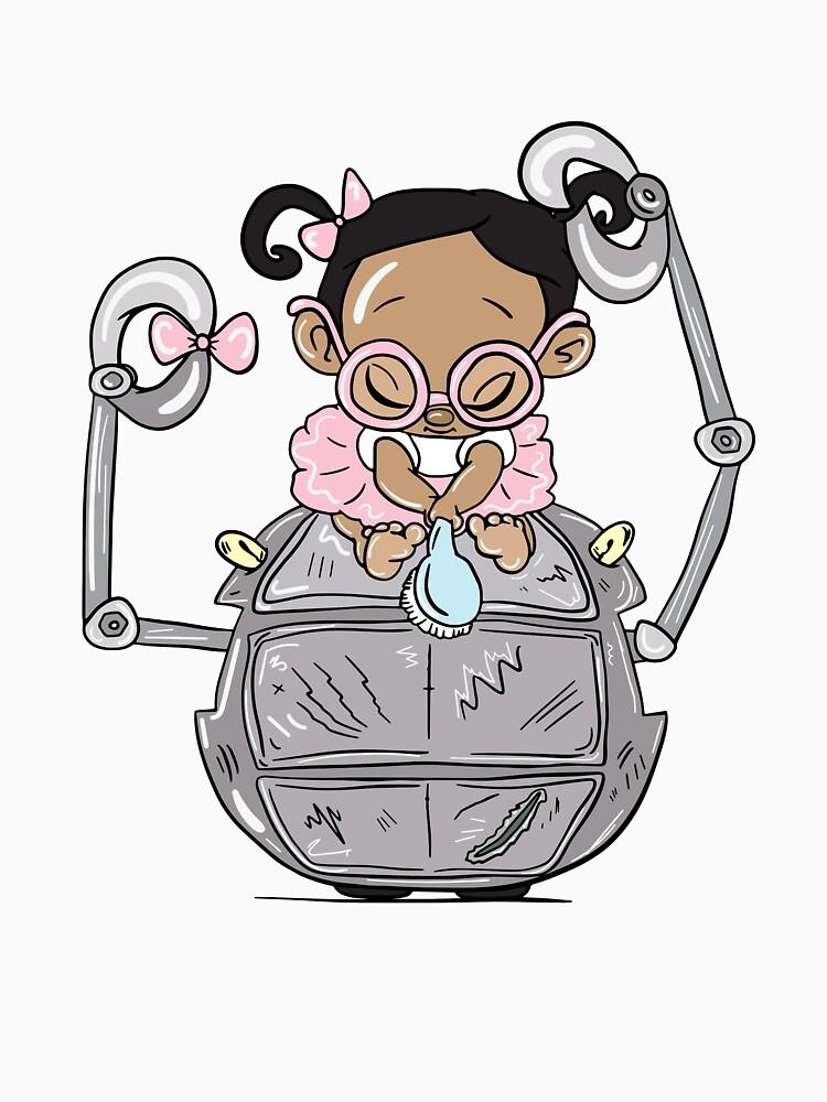 Nanny-Robot by bilc