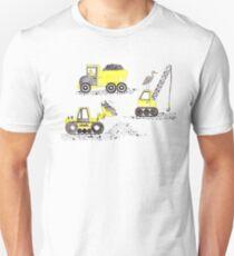 Construction Pun! T-Shirt