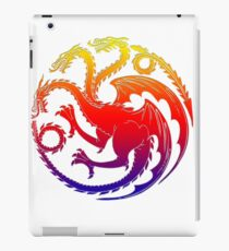 Game Dragon Series TV iPad Case/Skin
