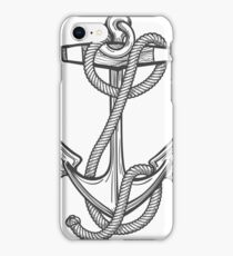 The Anchor iPhone Case/Skin