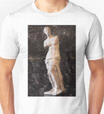 Treasures Of The Louvres - Venus de Milo ©  T-Shirt