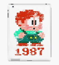 Bubby 1987 iPad Case/Skin