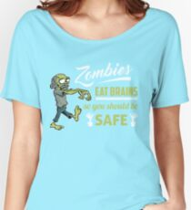 Funny Zombies Women's Relaxed Fit T-Shirt