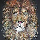 Lion by Linda Ridpath