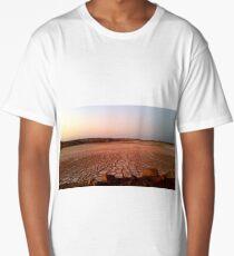 THE CRACKS OF LIFE Long T-Shirt