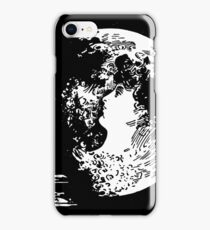 Miss Moon iPhone Case/Skin