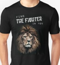 Find The Fighter In You T-Shirt
