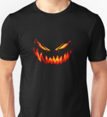 HALLOWEEN JACK O' LANTERN SCARY PUMPKIN-HEAD- Season of Evil  T-Shirt