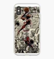 Michael Jordan 23 iPhone Case