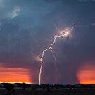 Atmospherics 1 - Pilbara, Western Australia by Liam Byrne