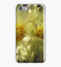 Double Cactus Flower iPhone Case/Skin