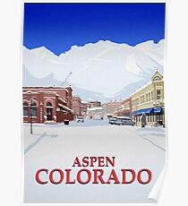 Aspen Poster