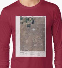 USGS TOPO Map Idaho ID Star Lake 20101115 TM T-Shirt
