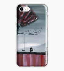 The Little Girl Without a Reflection Part 2 iPhone Case/Skin