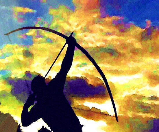 The Archer by patjila