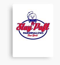 Marshmallow co. Canvas Print