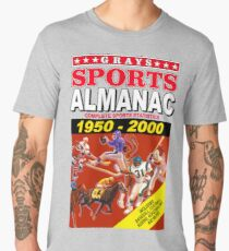 Sports Almanac 1950 - 2000 Men's Premium T-Shirt