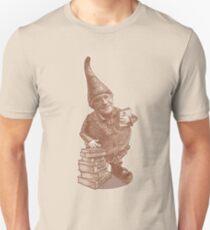 GNOME CHOMSKY- Linguistic Genius and gardener  T-Shirt