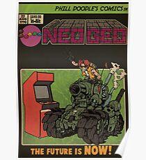 Retrorama Neo Geo Poster