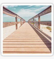 Stairway To The Beach Sticker
