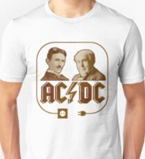 AC & DC - The Electric Men of Power T-Shirt