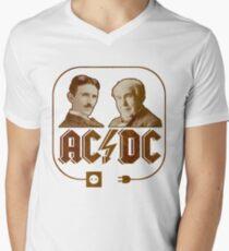 AC vs DC - The Electric Men of Power T-Shirt
