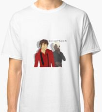 Sexy and I Know It Classic T-Shirt