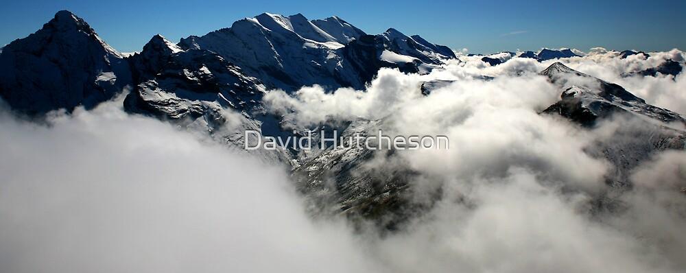 Schilthorn Alpine view 5  by David Hutcheson