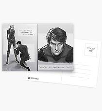 Salvation - Feysand Postcards