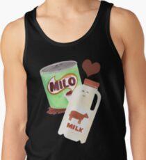 Best Friends: Milo & Milk Men's Tank Top
