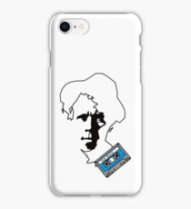 CASSETTE TAPE COLLECTION, ICONIC LEGEND No.3- TOM iPhone Case/Skin