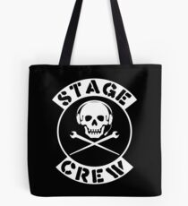 Stage Crew Tote Bag