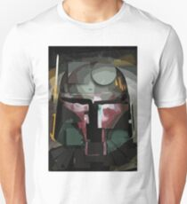 CUBE HEAD 3- Superhero Comic book style  T-Shirt