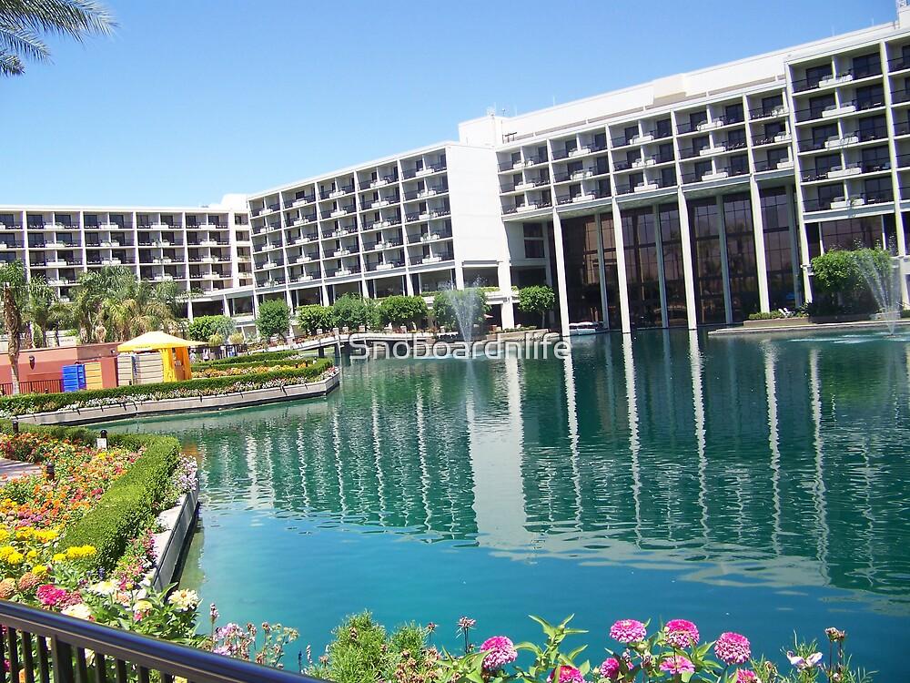 Palm Desert JW Marriott Rear by Snoboardnlife