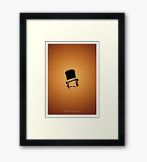 Gangs of New York Framed Print