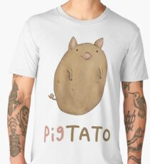 Pigtato Men's Premium T-Shirt