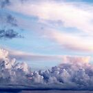 Cotton Candy Clouds by Tommy Seibold
