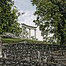 Myrtle Hill Cemetery by Patricia Montgomery