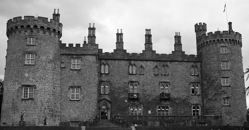Killkenny Castle by MelanieMiller