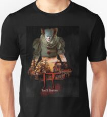 it movie 2017 - You'll Float Too T-Shirt