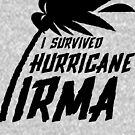 Hurricane Irma - I Survived Hurrican Irma 2017 by ContrastStudios