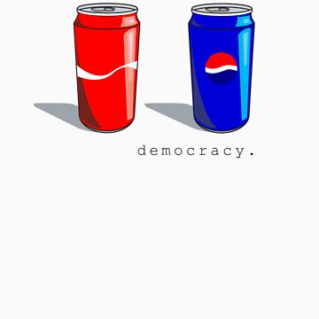 democracy cans by democracy