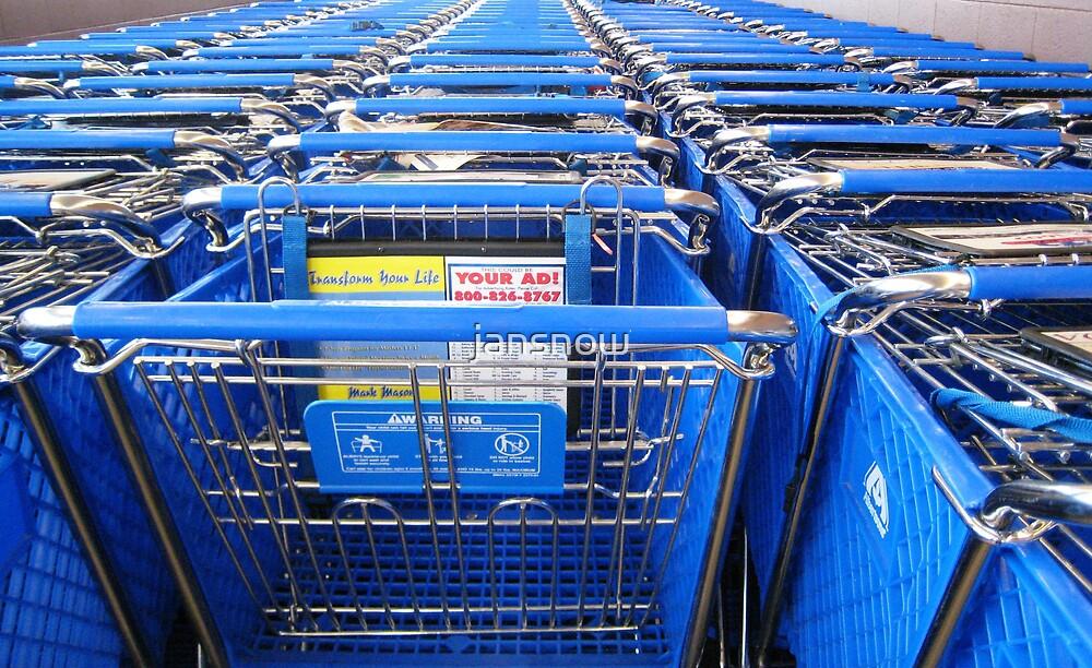 Retail Madness by jansnow