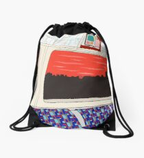 View from London Jubilee Line Drawstring Bag