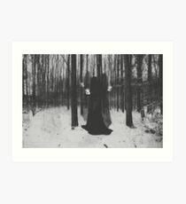 Witch. Art Print