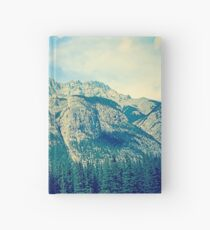 Beautiful Banff Alberta Hardcover Journal