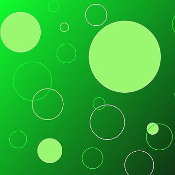 Greeny Spheres by JZX1673