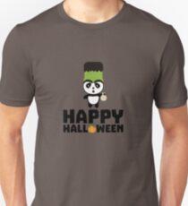 Happy Halloween Monster Panda R5s9b T-Shirt