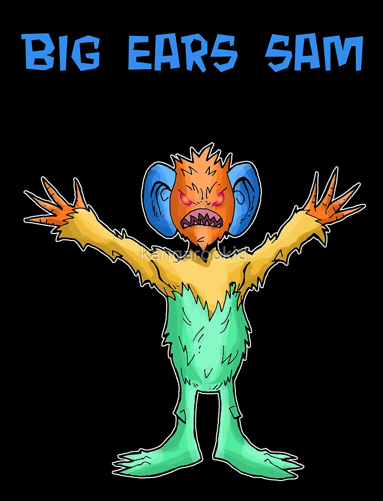 big ears sam... by kangarookid