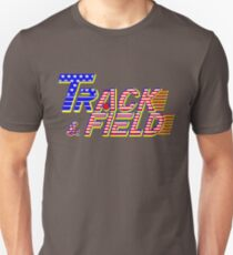 Track & Field - Arcade Title Screen T-Shirt